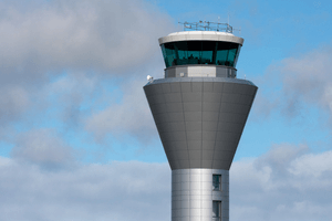 jersey airport control tower